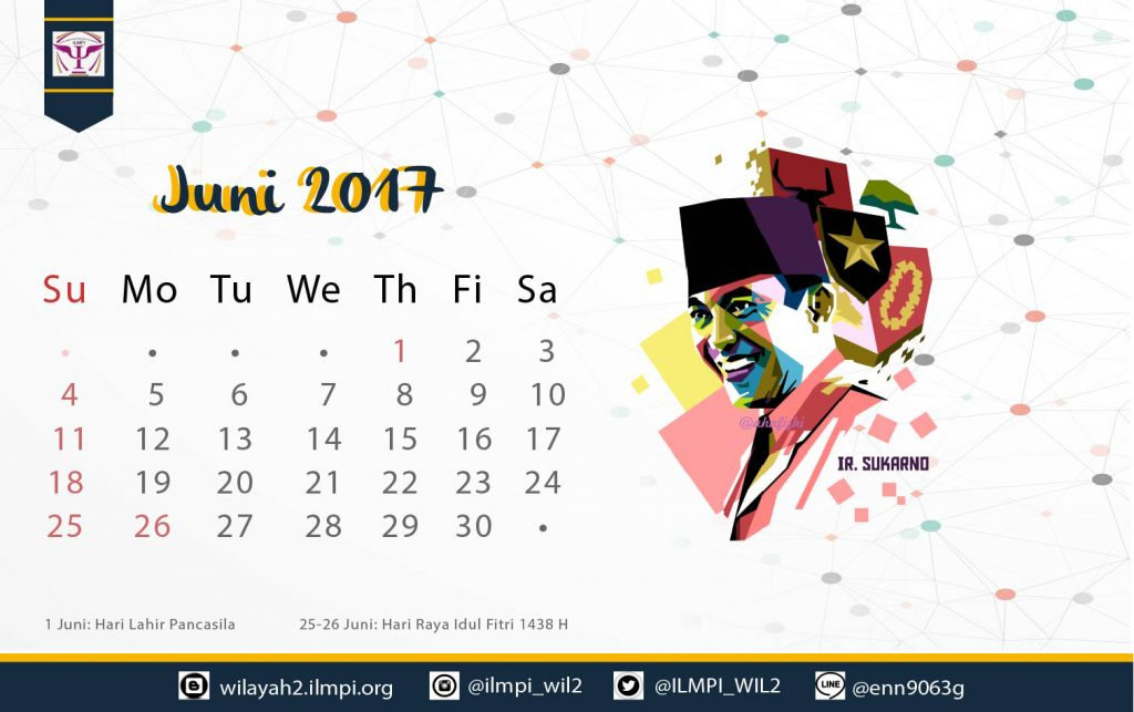 TEMPLATE CALENDER